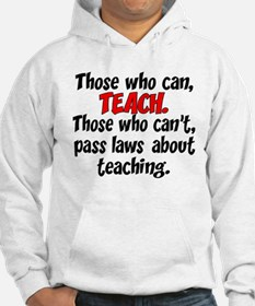 Those Who Can Hoodie