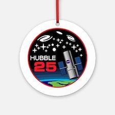 Hubble @ 25!! Ornament (Round)