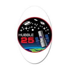 Hubble @ 25!! Wall Decal