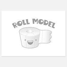 Roll Model Invitations