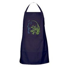 Funny Monsters Apron (dark)