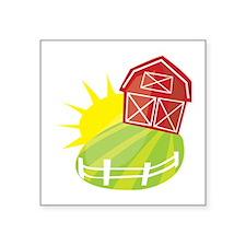 Sunny Barn Sticker