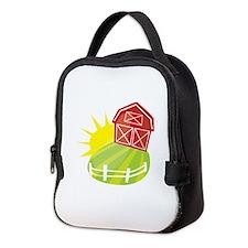 Sunny Barn Neoprene Lunch Bag