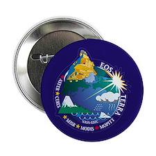 """Terra (EOS AM-1) 2.25"""" Button"""