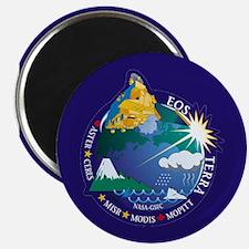 Terra (EOS AM-1) Magnet