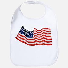 U.S. Flag Bib