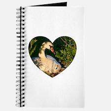 Swan Love Journal