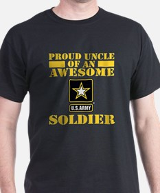 Proud Uncle U.S. Army T-Shirt
