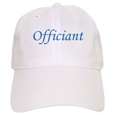 Officiant - Blue Baseball Cap
