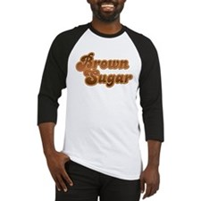 Brown Sugar Baseball Jersey