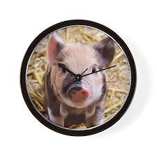 Piglet Wall Clock