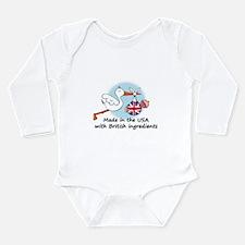Stork Baby UK USA Body Suit