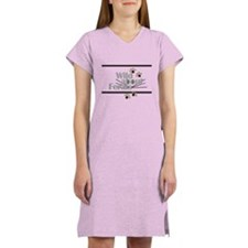 Wild about Feral Cats Women's Nightshirt