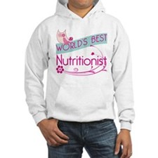 World's Best Nutritionist Hoodie