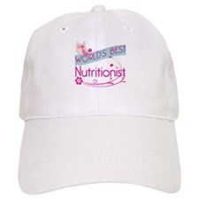 World's Best Nutritionist Baseball Cap