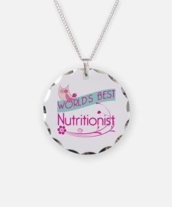 World's Best Nutritionist Necklace