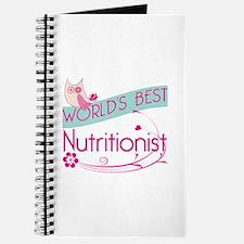 World's Best Nutritionist Journal