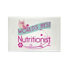 World's Best Nutrition Rectangle Magnet (100 pack)