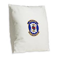 53_airlift_sq.png Burlap Throw Pillow