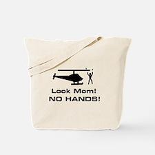 Look Mom! Tote Bag