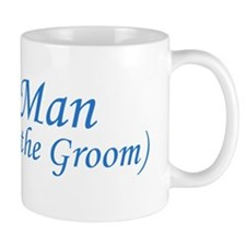 Best Man Brother of the Groom Mug
