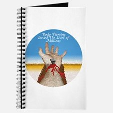 Body Piercing Journal