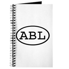 ABL Oval Journal