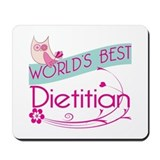 Dietitian Classic Mousepad