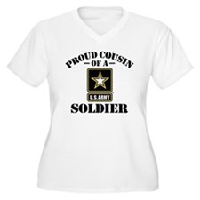 Proud Cousin U.S. T-Shirt