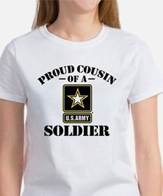 Proud Cousin U.S. Army Tee