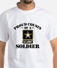 Proud Cousin U.S. Army Shirt