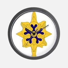 Military+Intelligence+Insignia.png Wall Clock