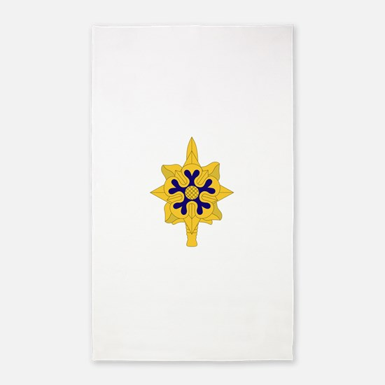 Military+Intelligence+Insignia.png 3'x5' Area Rug