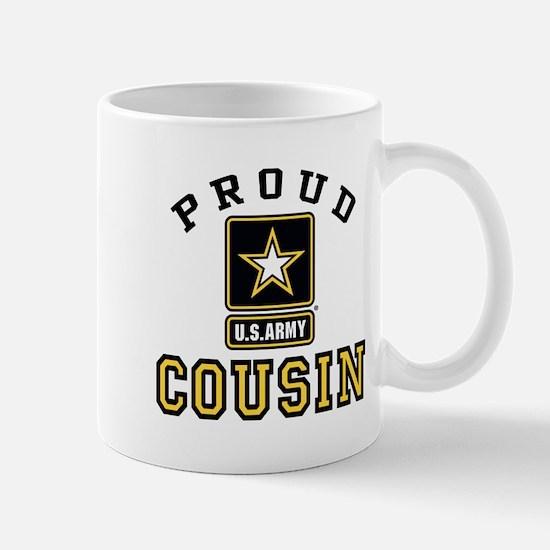 Proud U.S. Army Cousin Mug