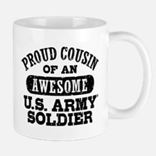 Proud Cousin U.S. Army Mug