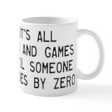 Math Coffee Mugs