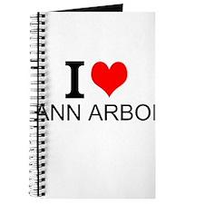 I Love Ann Arbor Journal