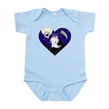 Up To Something Infant Bodysuit