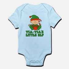 Yia-Yia's Little Elf Body Suit