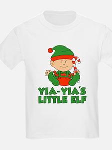 Yia-Yia's Little Elf T-Shirt