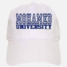 MOHAMED University Baseball Baseball Cap