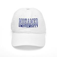 MOHAMED University Baseball Cap