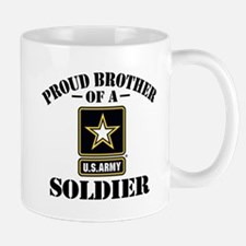 Proud Brother U.S. Army Mug