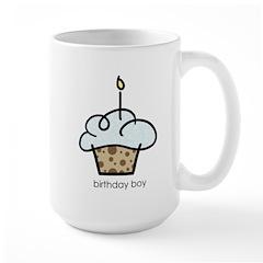 Birthday Boy Large Mug
