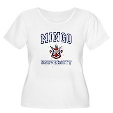 MINGO University T-Shirt