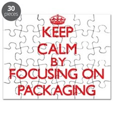 Keep Calm by focusing on Packaging Puzzle