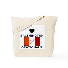 BALSHINGTON BIG Tote Bag