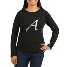 Atheist Letter A Long Sleeve T-Shirt