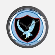 vfa-136_knighthawks.png Wall Clock