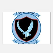 vfa-136_knighthawks.png Postcards (Package of 8)